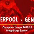 Live Liverpool v Genk