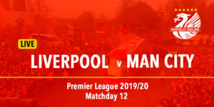 LIVE: Liverpool v Man City