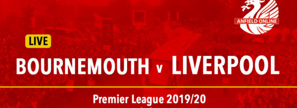 Bournemouth v Liverpool