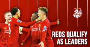 LFC beat Salzburg to win group