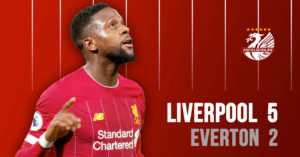 Liverpool 5-2 Everton