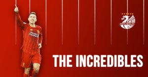 LFC make best start of any major European top flight club