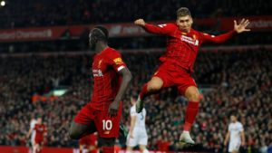 LFC go a year unbeaten in the Premier League