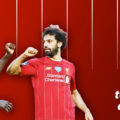 Salah and Mane help Liverpool past Palace