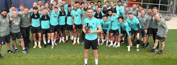 Henderson named Footballer of the Year