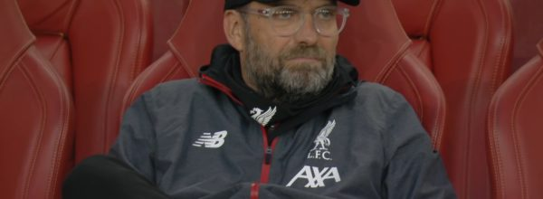 Klopp finally beaten by Arsenal