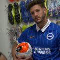 Adam Lallana at Brighton