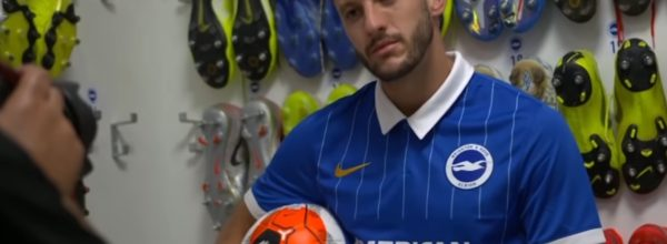 Adam Lallana at Brighton