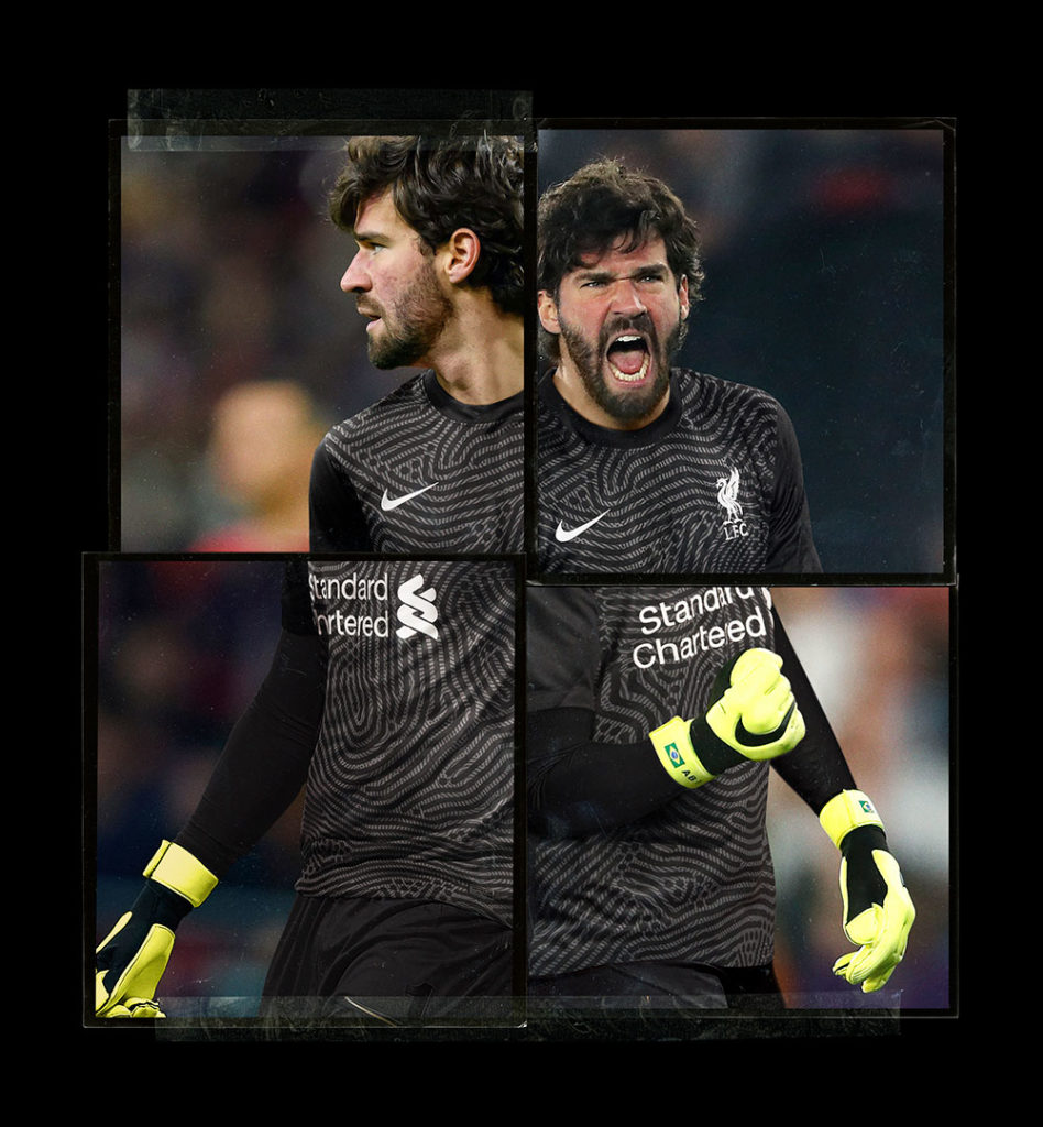 LFC Home Goalkeeper Shirt and Kit for 2020/21 with Nike
