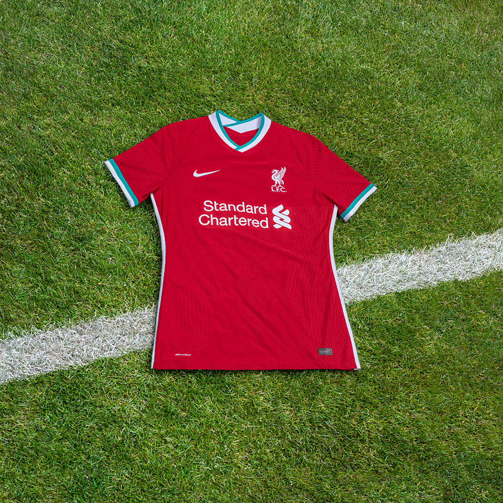 New LFC Home Kit for 2020/21