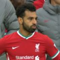 Mo Salah had a quiet game in the Community Shield
