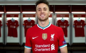 Diogo Jota signs for Liverpool