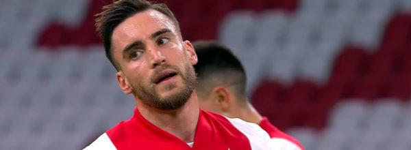 Tagliafico own goal for Ajax v Liverpool