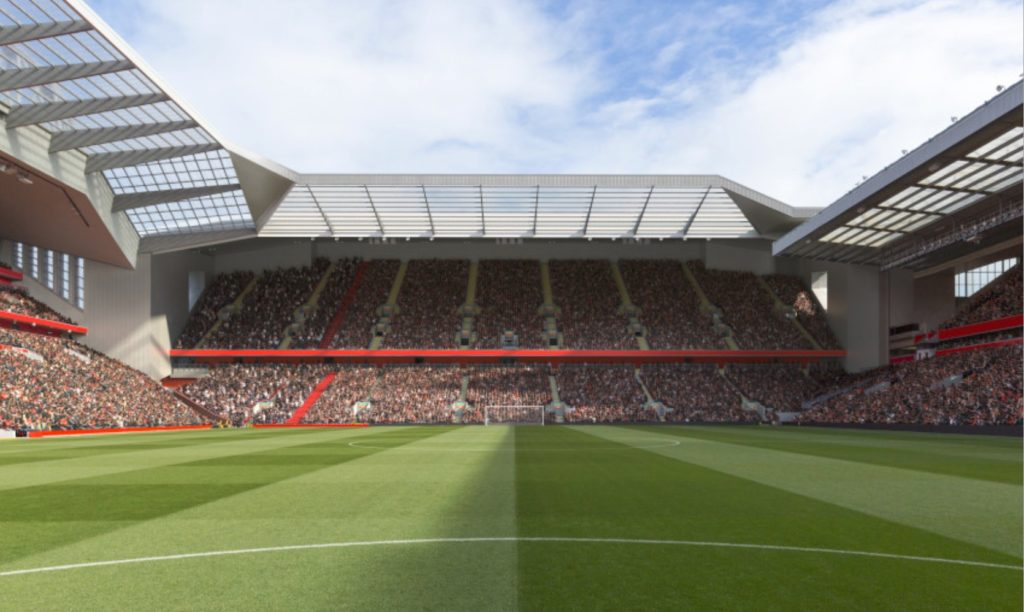 Anfield Road Expansion