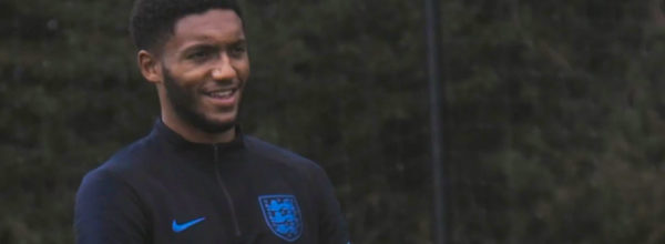 Joe Gomez Injured with England