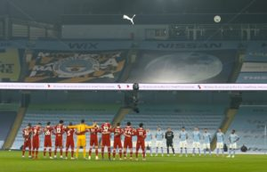 Man City 1-1 Liverpool
