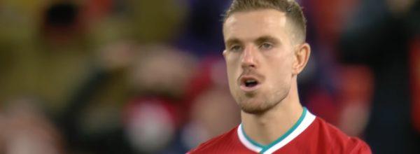 Henderson frustrated v West Brom