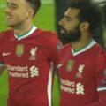 Salah scores v Midtjylland
