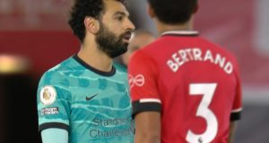 Salah chances