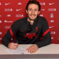 Ben Davies signs for LFC