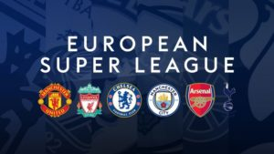 European Super League announced (ESL)