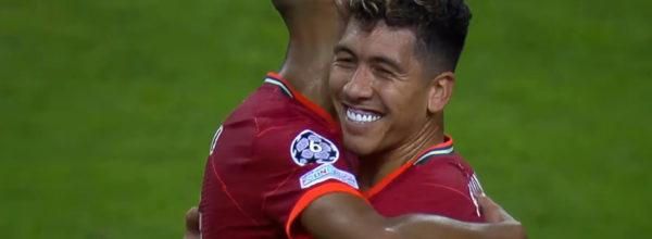 Roberto Firmino scores two in Porto