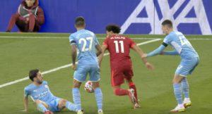 Incredible Salah solo goal v Man City